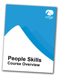 people skills course overview